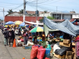 Panajachel market excursion